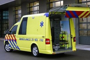 Terberg ANS Ambulance